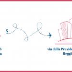 STUDIO TRE is moving its head office to Via della Previdenza Sociale 8 G/H